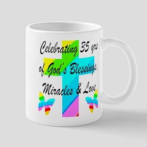 CHRISTIAN 35 YR OLD Mug