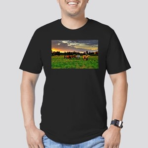Horses Grazing T-Shirt