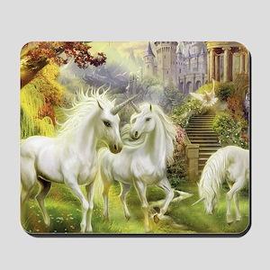 Fantasy Unicorns Mousepad