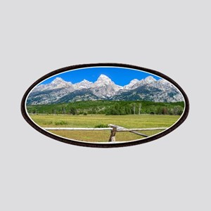 Grand Teton National Park Patch