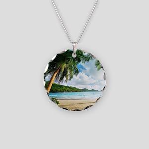 Tropical Beach Necklace