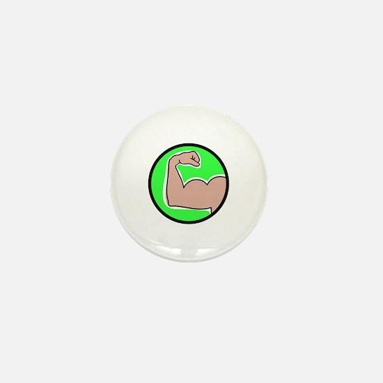 Bicep Curl Mini Button