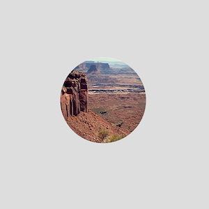 Canyonlands National Park, Utah, USA 4 Mini Button