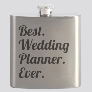 Best. Wedding Planner. Ever. Flask