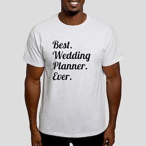 Best. Wedding Planner. Ever. T-Shirt