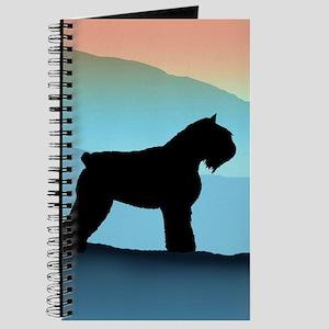 Blue Mountains Bouvier Dog Journal