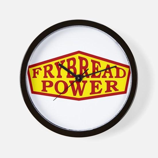 FRYBREAD POWER Wall Clock