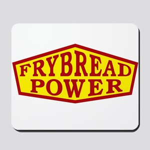 FRYBREAD POWER Mousepad