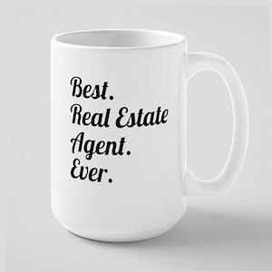 Best. Real Estate Agent. Ever. Mugs