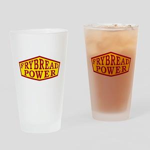 FRYBREAD POWER Drinking Glass