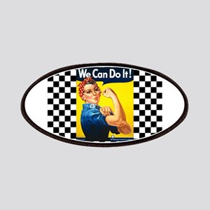 Rosie the Riveter We Can Do It Patch