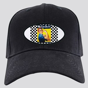 Rosie the Riveter We Can Do It Baseball Hat