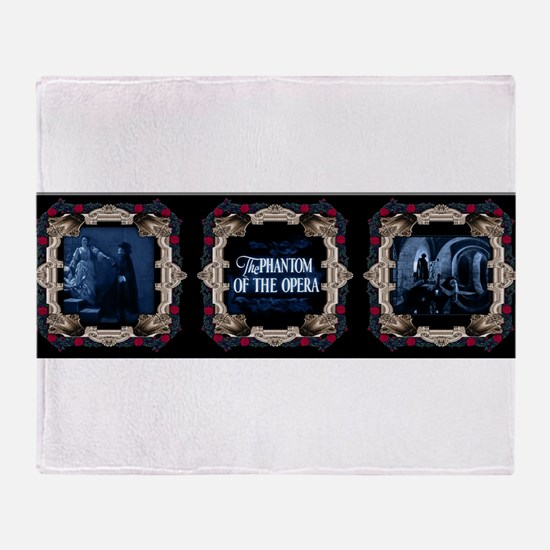 Descent to the Lake Classic scenes Throw Blanket