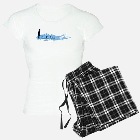 Long Island - New York. Women's Light Pajamas