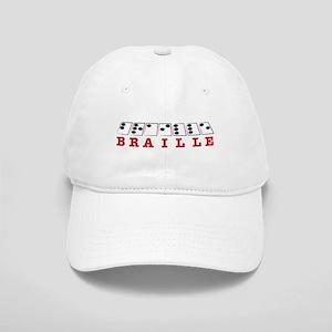 Braille Letters Baseball Cap