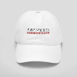 Communicate Baseball Cap