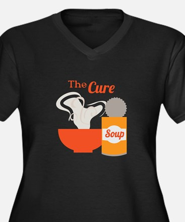 The Cure Plus Size T-Shirt