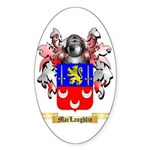 MacLaughlin Sticker (Oval)