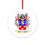 MacLaughlin Ornament (Round)
