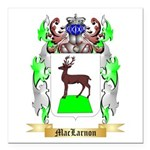 MacLarnon Square Car Magnet 3