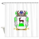MacLarnon Shower Curtain