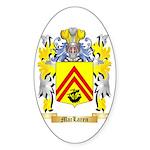 MacLaren Sticker (Oval 50 pk)