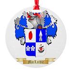 MacLardie Round Ornament