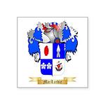 MacLardie Square Sticker 3