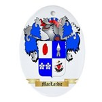 MacLardie Ornament (Oval)