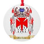 MacLane Round Ornament