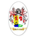 MacLachlan Sticker (Oval 50 pk)