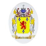 MacKness Ornament (Oval)