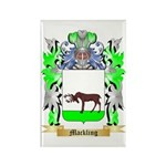 Mackling Rectangle Magnet (10 pack)