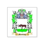 Mackling Square Sticker 3