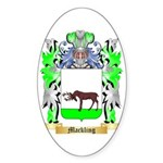 Mackling Sticker (Oval 50 pk)