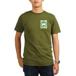 Macklin Organic Men's T-Shirt (dark)
