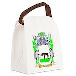 Macklin Canvas Lunch Bag