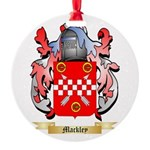 Mackley Round Ornament