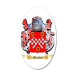 Mackley 20x12 Oval Wall Decal