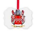 Mackley Picture Ornament