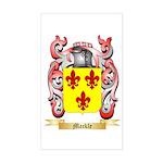 Mackle Sticker (Rectangle)