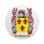 Mackle Ornament (Round)