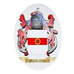 MacKittrick Ornament (Oval)