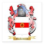 MacKitterick Square Car Magnet 3
