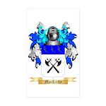 MacKirdy Sticker (Rectangle 50 pk)