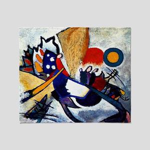 Kandinsky, Improvisation 29 Throw Blanket