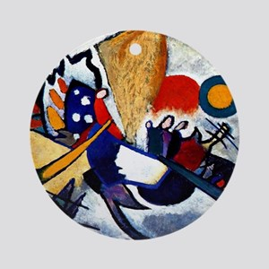 Kandinsky, Improvisation 29 Round Ornament
