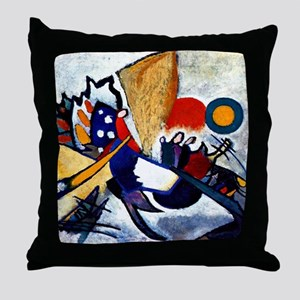 Kandinsky, Improvisation 29 Throw Pillow