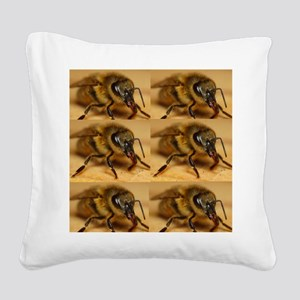 Elementary Square Canvas Pillow