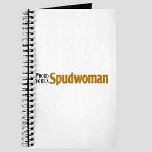 Proud To Be A Spudwoman Journal